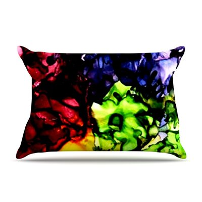 Teachers Pet by Claire Day Featherweight Pillow Sham Size: Queen, Fabric: Woven Polyester