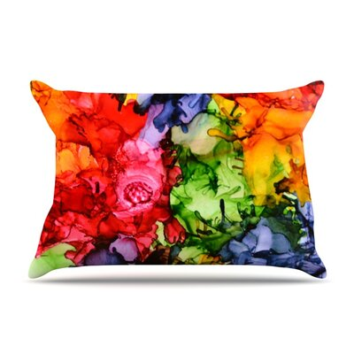 Teachers Pet II by Claire Day Featherweight Pillow Sham Size: King, Fabric: Woven Polyester