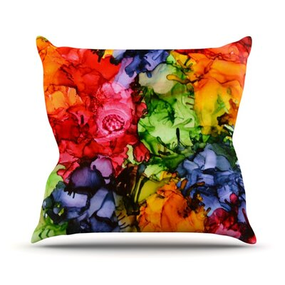 Teachers Pet II by Claire Day Throw Pillow Size: 26 H x 26 W x 1 D