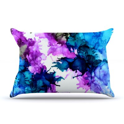 Utopia by Claire Day Featherweight Pillow Sham Size: Queen, Fabric: Woven Polyester