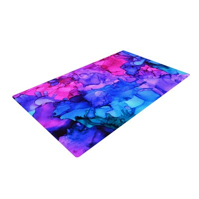 Claire Day Audrey Blue/Pink Area Rug