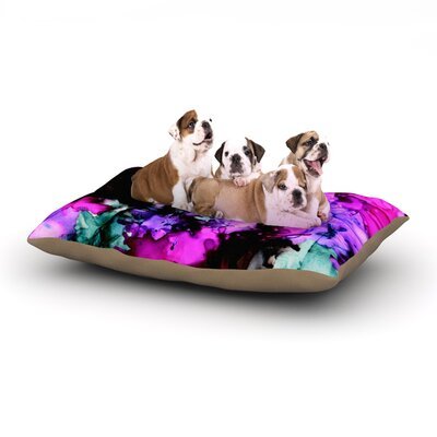 Claire Day Siren Dog Pillow with Fleece Cozy Top Size: Small (40 W x 30 D x 8 H)