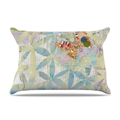 Miraculous Recovery by Catherine Holcombe Featherweight Pillow Sham Size: King, Fabric: Woven Polyester