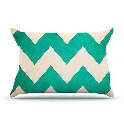 2013 by Catherine McDonald Featherweight Pillow Sham Size: King, Fabric: Woven Polyester