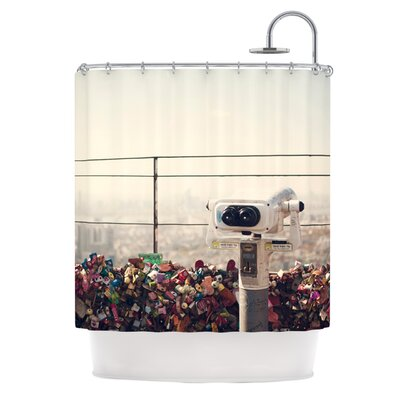 Catherine McDonald the View Seoul Shower Curtain
