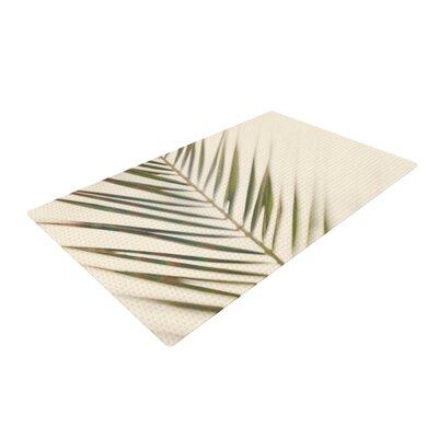 Catherine McDonald Shade Green/White Area Rug Rug Size: 4 x 6