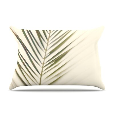 Shade by Catherine McDonald Featherweight Pillow Sham Size: Queen, Fabric: Woven Polyester