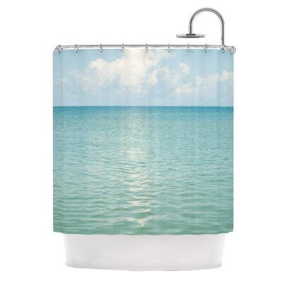 Catherine McDonald Cloud Reflection Shower Curtain
