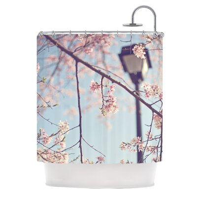 Catherine McDonald Walk with Me Shower Curtain