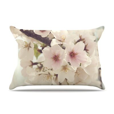 Divinity by Catherine McDonald Featherweight Pillow Sham Size: Queen, Fabric: Woven Polyester