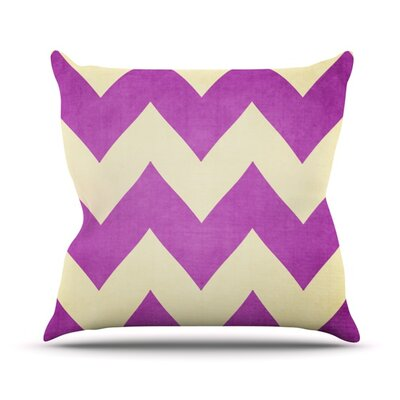 Juicy Throw Pillow Size: 18 H x 18 W x 1 D
