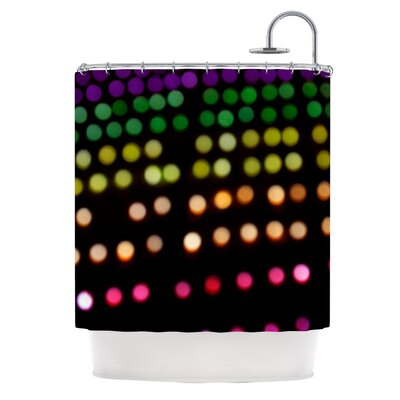Catherine McDonald City Lights Shower Curtain