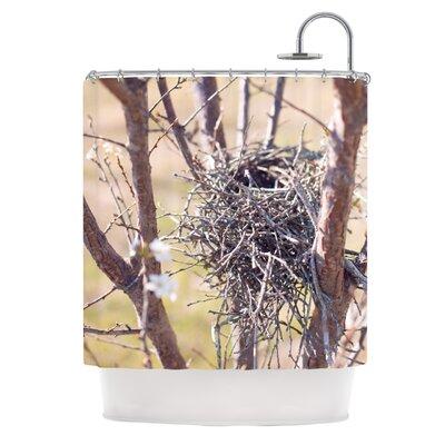 Catherine McDonald Nest Shower Curtain