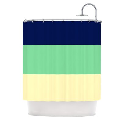 Catherine McDonald South Pacific Shower Curtain