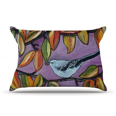 Cathy Rodgers Mockingbird Pillow Case