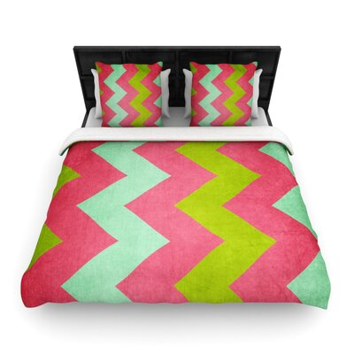 Lilly Pulitzer Woven Comforter Duvet Cover Size: Twin