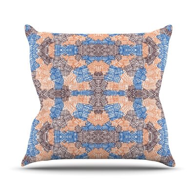 Forest by Empire Ruhl Throw Pillow Size: 20'' H x 20'' W x 1
