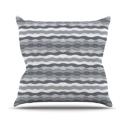 51 Shades of by Empire Ruhl Throw Pillow Size: 18 H x 18 W x 1 D