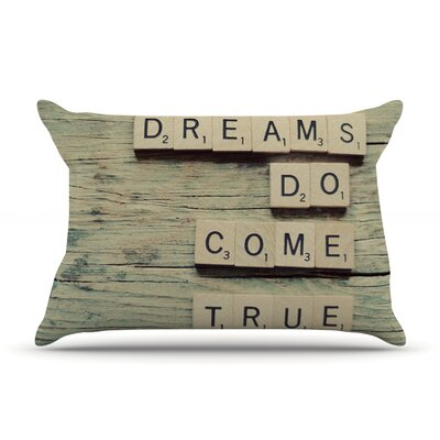 Cristina Mitchell Dreams Wood Pillow Case