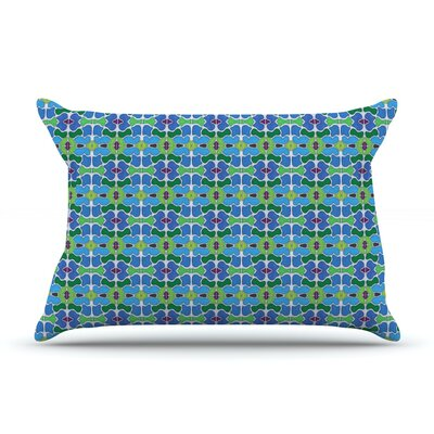 Sea Glass by Empire Ruhl Featherweight Pillow Sham Size: King, Fabric: Woven Polyester