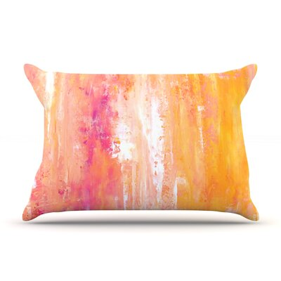 Girls Night Out by CarolLynn Tice Featherweight Pillow Sham Size: King, Fabric: Woven Polyester