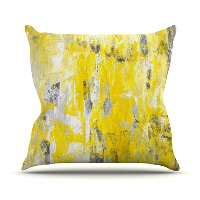 Picking Around by CarolLynn Tice Throw Pillow Size: 20 H x 20 W x 1 D