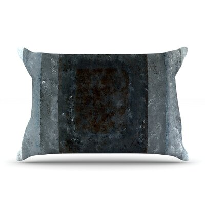 Art Box by CarolLynn Tice Featherweight Pillow Sham Size: King, Fabric: Woven Polyester