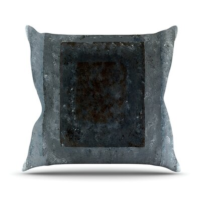 Art Box by CarolLynn Tice Throw Pillow Size: 16 H x 16 W x 1 D