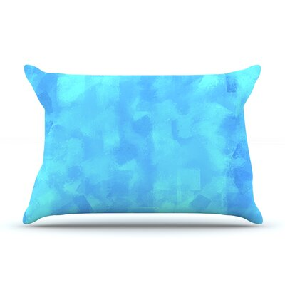 Convenience by CarolLynn Tice Featherweight Pillow Sham Size: King, Fabric: Woven Polyester