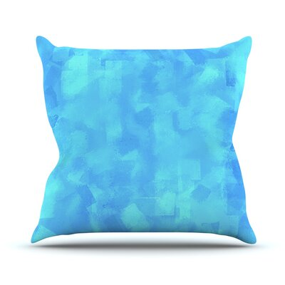 Convenience by CarolLynn Tice Throw Pillow Size: 18 H x 18 W x 1 D