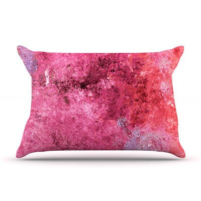 Featherweight Candy by CarolLynn Tice Featherweight Pillow Sham Size: Queen, Fabric: Woven Polyester