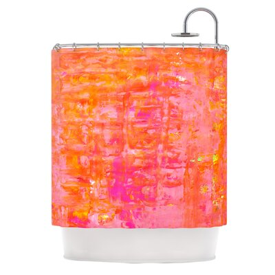 CarolLynn Tice Wiggle Shower Curtain