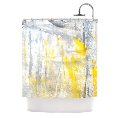 CarolLynn Tice Abstraction Shower Curtain