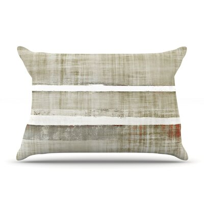 Loving Life by CarolLynn Tice Featherweight Pillow Sham Size: King, Fabric: Woven Polyester