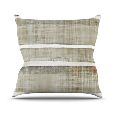 Loving Life Throw Pillow Size: 20 H x 20 W x 1 D