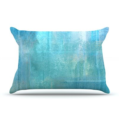 Eye Candy by CarolLynn Tice Featherweight Pillow Sham Size: King, Fabric: Woven Polyester