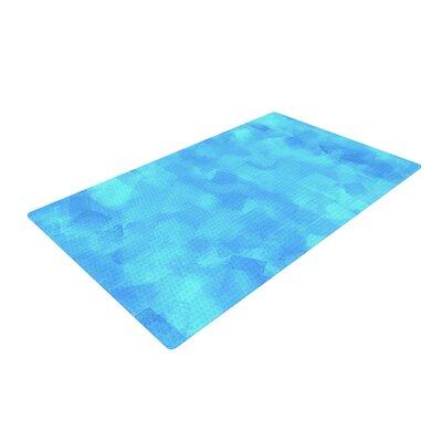 CarolLynn Tice Convenience Blue Area Rug Rug Size: 4 x 6