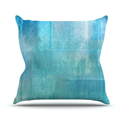 Eye Candy by CarolLynn Tice Throw Pillow Size: 26 H x 26 W x 1 D