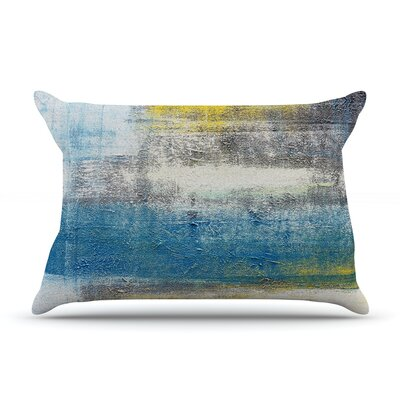Make A Statement by CarolLynn Tice Featherweight Pillow Sham Size: Queen, Fabric: Woven Polyester