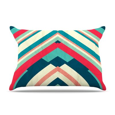 Goodnight Nobody by Danny Ivan Featherweight Pillow Sham Size: Queen, Fabric: Woven Polyester