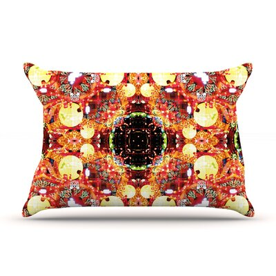 China by Danii Pollehn Featherweight Pillow Sham Size: King, Fabric: Woven Polyester