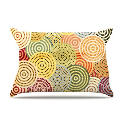 Matias Girl by Danny Ivan Featherweight Pillow Sham Size: Queen, Fabric: Woven Polyester