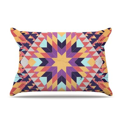 Ticky Ticky by Danny Ivan Featherweight Pillow Sham Size: Queen, Fabric: Woven Polyester