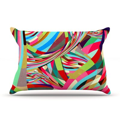 Fun by Danny Ivan Featherweight Pillow Sham Size: Queen, Fabric: Woven Polyester