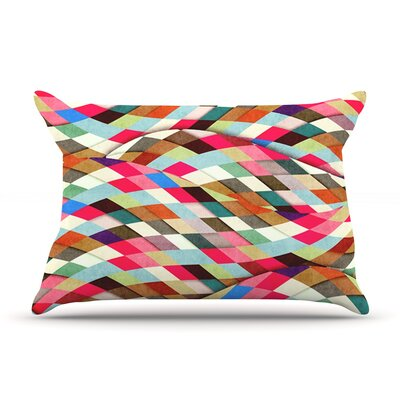 Adored by Danny Ivan Featherweight Pillow Sham Size: King, Fabric: Woven Polyester