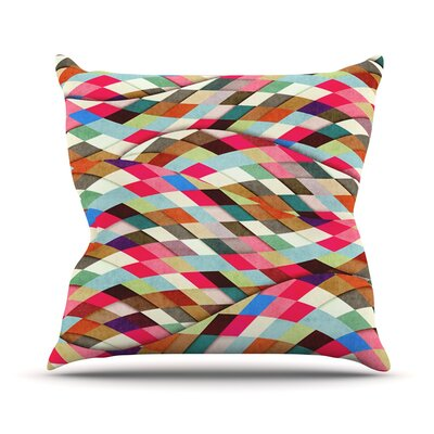 Adored by Danny Ivan Art Object Throw Pillow Size: 16 H x 16 W x 1 D