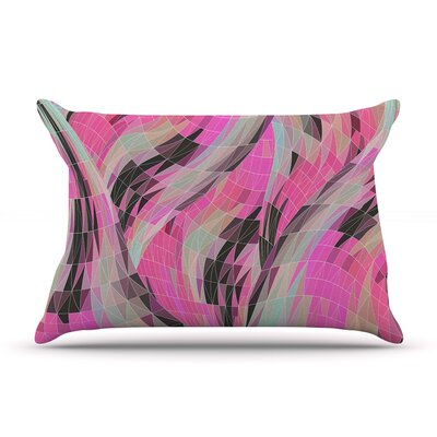 La Verite by Danny Ivan Featherweight Pillow Sham Size: King, Fabric: Woven Polyester