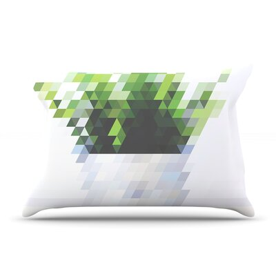 Plant by Danny Ivan Featherweight Pillow Sham Size: King, Fabric: Woven Polyester