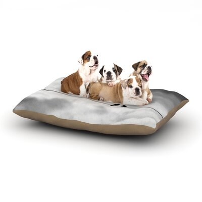 Debbra Obertanec Friendship Dog Pillow with Fleece Cozy Top Size: Large (50 W x 40 D x 8 H)