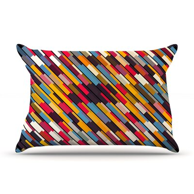Texturize by Danny Ivan Featherweight Pillow Sham Size: Queen, Fabric: Woven Polyester
